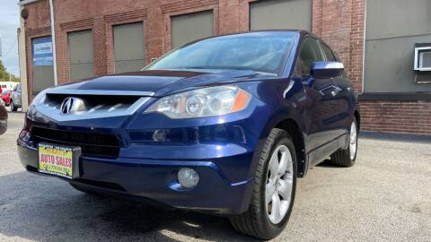 2008 Acura RDX for sale at Rocky's Auto Sales in Worcester MA