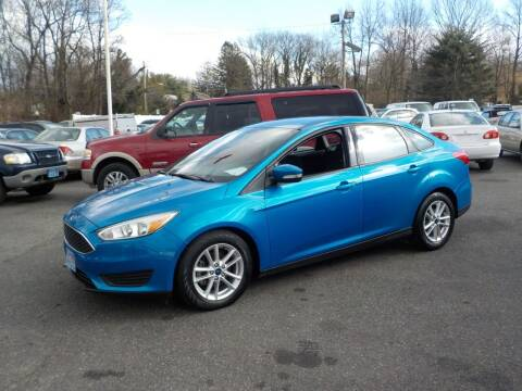 2016 Ford Focus for sale at United Auto Land in Woodbury NJ