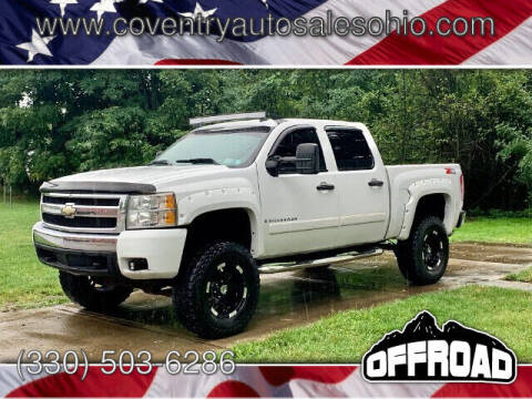 2008 Chevrolet Silverado 1500 for sale at Coventry Auto Sales in Youngstown OH