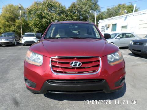 2010 Hyundai Santa Fe for sale at XXX Kar Mart in York PA