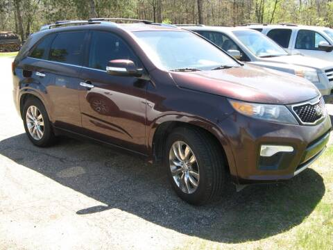2012 Kia Sorento for sale at Champines House Of Wheels in Kronenwetter WI
