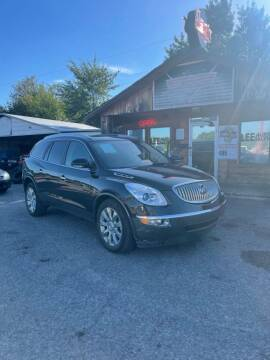 2012 Buick Enclave for sale at LEE AUTO SALES in McAlester OK