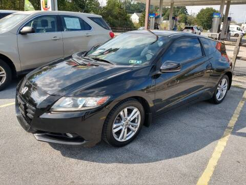 2011 Honda CR-Z for sale at 100 Motors in Bechtelsville PA