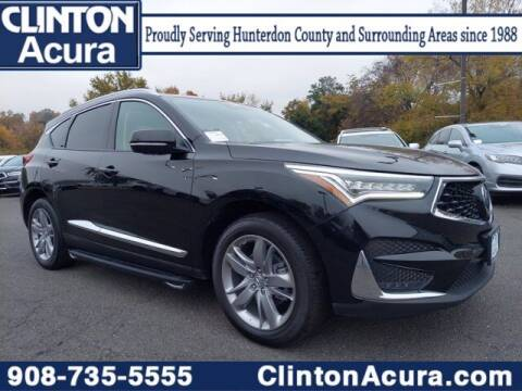 2019 Acura RDX for sale at Clinton Acura used in Clinton NJ