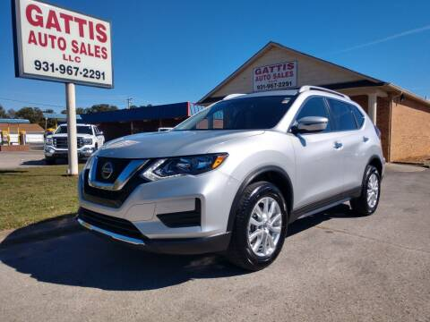 2019 Nissan Rogue for sale at Gattis Auto Sales LLC in Winchester TN