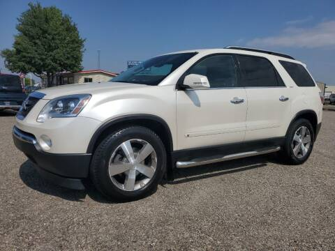 2009 GMC Acadia for sale at Revolution Auto Group in Idaho Falls ID