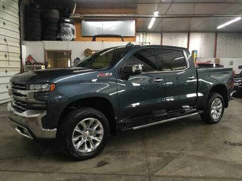2019 Chevrolet Silverado 1500 for sale at T James Motorsports in Gibsonia PA