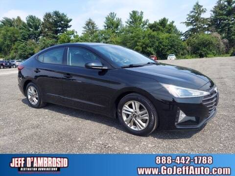 2019 Hyundai Elantra for sale at Jeff D'Ambrosio Auto Group in Downingtown PA