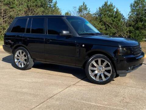 2011 Land Rover Range Rover for sale at Selective Cars & Trucks in Woodstock GA