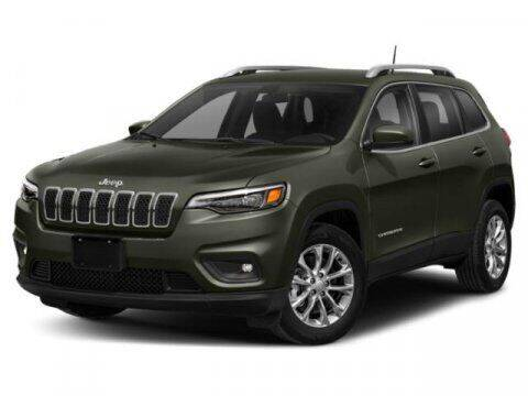 2019 Jeep Cherokee for sale at Suburban Chevrolet in Claremore OK