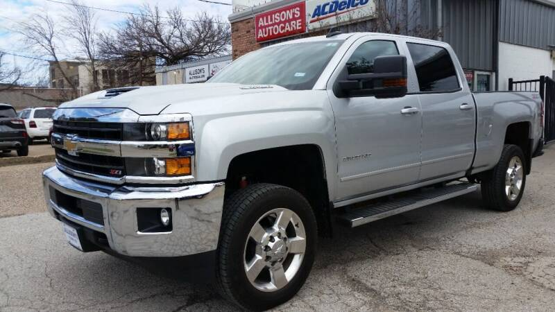 2019 Chevrolet Silverado 2500HD for sale at Allison's AutoSales in Plano TX