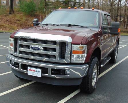 2010 Ford F-250 Super Duty for sale at LA Motors in Waterbury CT