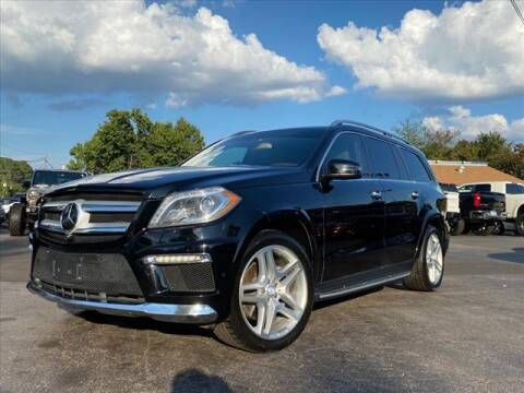 2014 Mercedes-Benz GL-Class for sale at iDeal Auto in Raleigh NC
