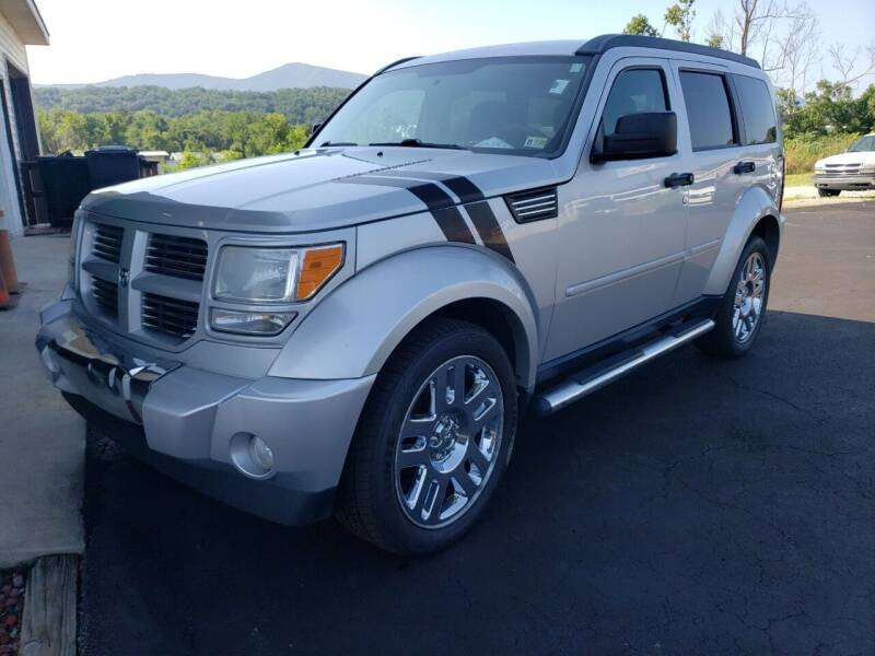2011 Dodge Nitro for sale at Salem Auto Sales in Salem VA