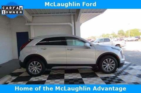 2020 Cadillac XT4 for sale at McLaughlin Ford in Sumter SC