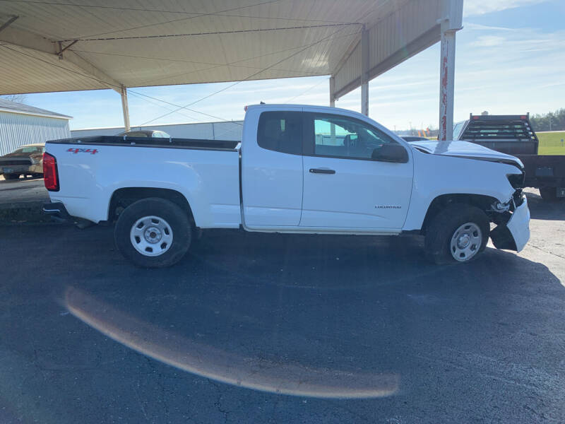 2019 Chevrolet Colorado for sale at B & W Auto in Campbellsville KY