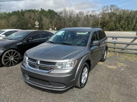 2013 Dodge Journey for sale at Ebert Auto Sales in Valdosta GA