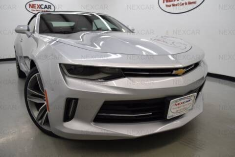 2017 Chevrolet Camaro for sale at Houston Auto Loan Center in Spring TX