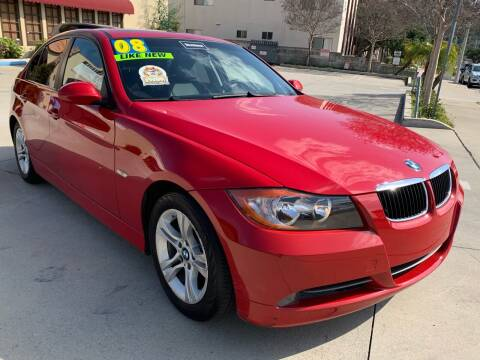 2008 BMW 3 Series for sale at Select Auto Wholesales in Glendora CA