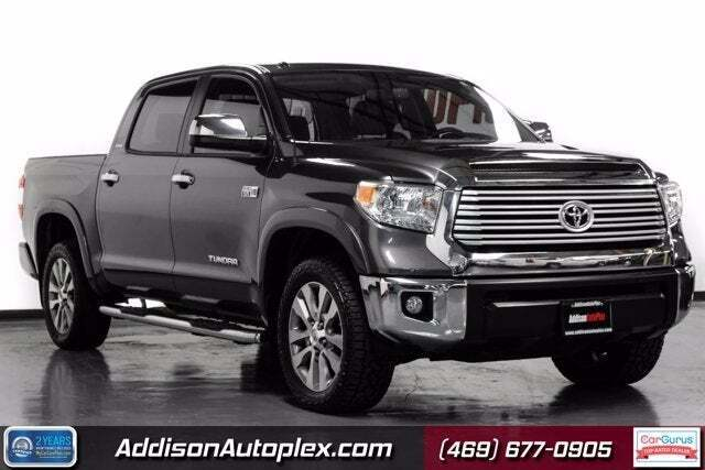 2017 Toyota Tundra for sale in Addison, TX