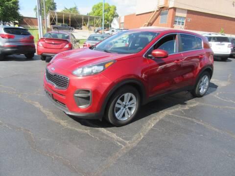 2018 Kia Sportage for sale at Riverside Motor Company in Fenton MO