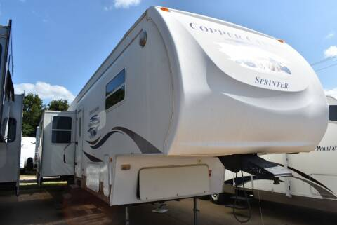 2007 Keystone Copper Canyon 339RL for sale at Buy Here Pay Here RV in Burleson TX