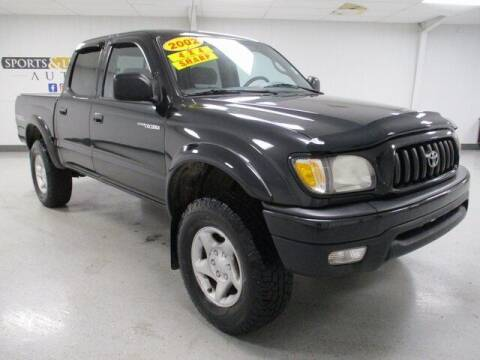 2002 Toyota Tacoma for sale at Sports & Luxury Auto in Blue Springs MO