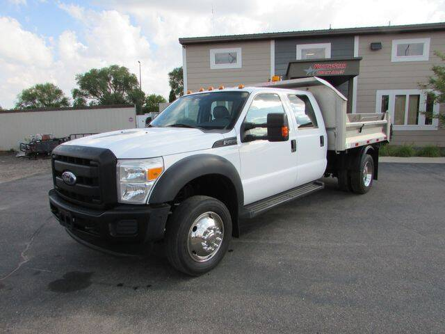 2011 Ford F-450 Super Duty for sale at NorthStar Truck Sales in Saint Cloud MN