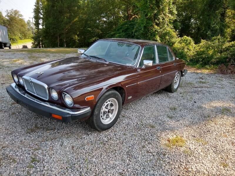 1985 Jaguar XJ for sale at James River Motorsports Inc. in Chester VA