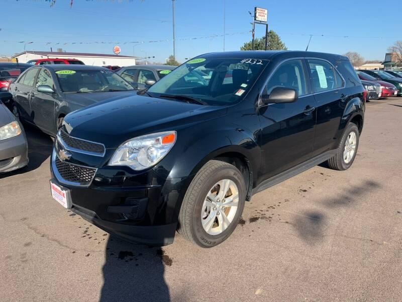 2013 Chevrolet Equinox for sale at De Anda Auto Sales in South Sioux City NE