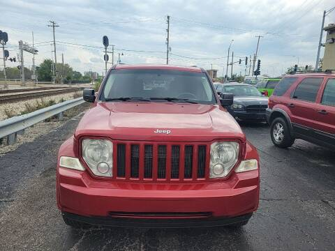 2009 Jeep Liberty for sale at Discovery Auto Sales in New Lenox IL