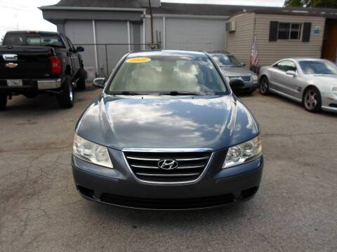 2009 Hyundai Sonata for sale at QUALITY AUTO SALES OF NEW YORK in Medford NY