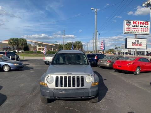2006 Jeep Liberty for sale at King Auto Deals in Longwood FL