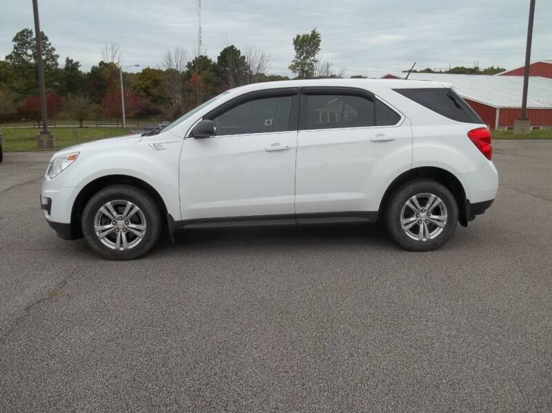 2014 Chevrolet Equinox for sale at Rt. 44 Auto Sales in Chardon OH