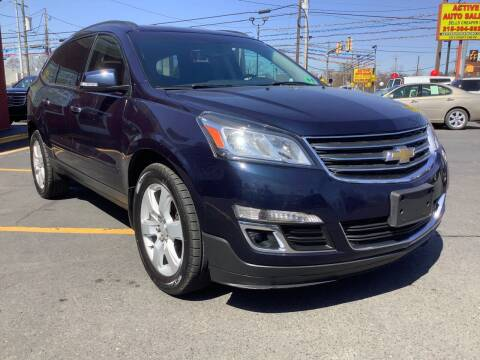2017 Chevrolet Traverse for sale at Active Auto Sales in Hatboro PA