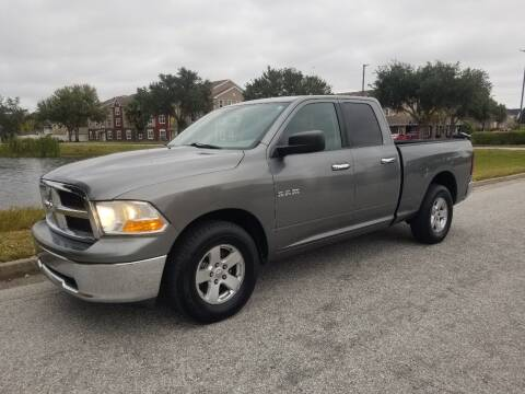 2010 Dodge Ram Pickup 1500 for sale at Street Auto Sales in Clearwater FL