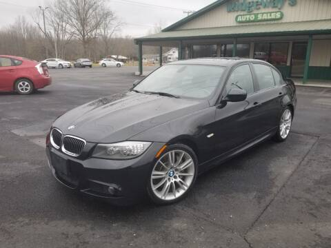 2011 BMW 3 Series for sale at Ridgeway's Auto Sales in West Frankfort IL