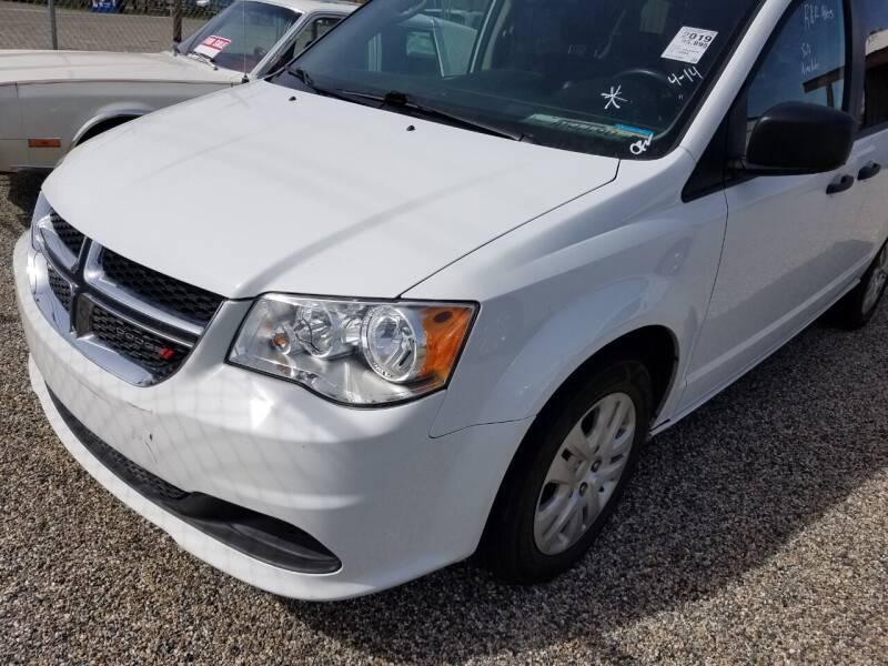 2019 Dodge Grand Caravan for sale at Acme Auto Sales & Services LLC in Billings MT
