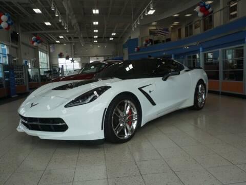 2017 Chevrolet Corvette for sale at BASNEY HONDA in Mishawaka IN