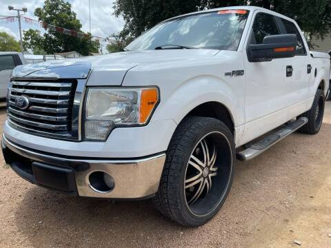 2010 Ford F-150 for sale at S & J Auto Group in San Antonio TX
