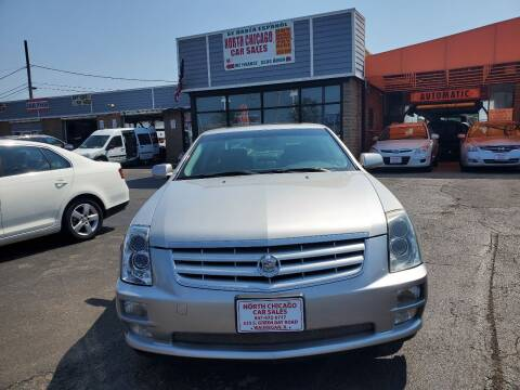 2005 Cadillac STS for sale at North Chicago Car Sales Inc in Waukegan IL