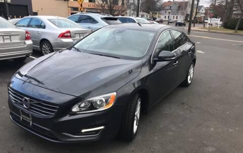 2015 Volvo S60 for sale at European Motors in West Hartford CT