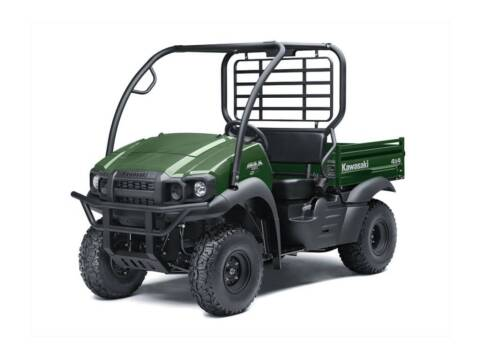2021 Kawasaki Mule SX™ 4x4 FI for sale at Head Motor Company - Head Indian Motorcycle in Columbia MO