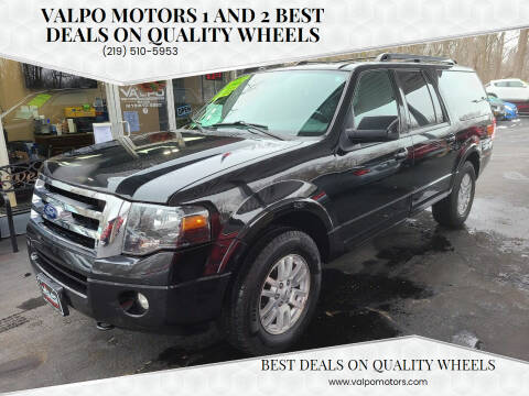 2014 Ford Expedition EL for sale at Valpo Motors 1 and 2  Best Deals On Quality Wheels in Valparaiso IN