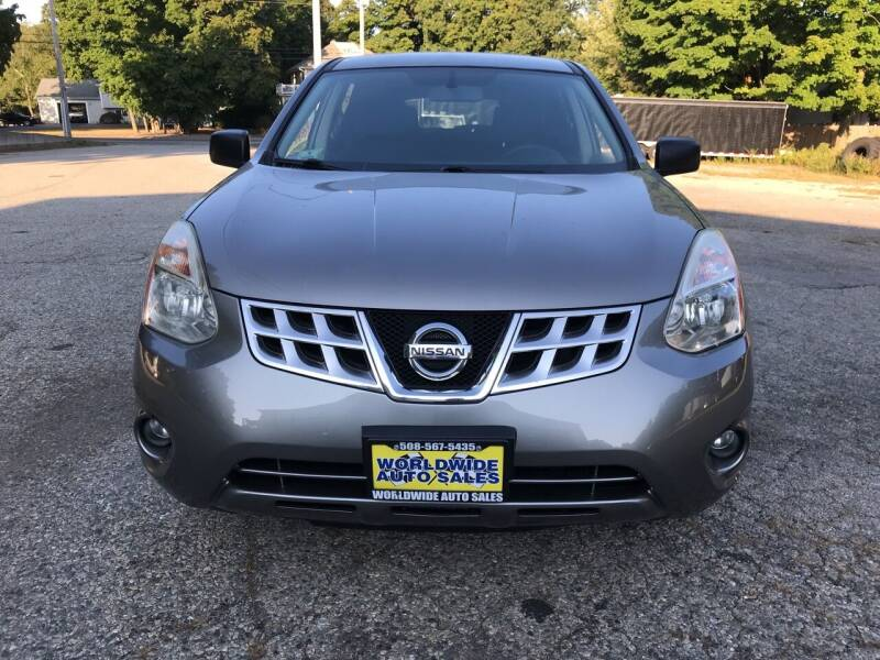 2012 Nissan Rogue for sale at Worldwide Auto Sales in Fall River MA