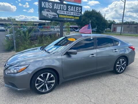 2016 Nissan Altima for sale at KBS Auto Sales in Cincinnati OH