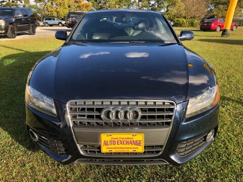 2011 Audi A5 for sale at East Carolina Auto Exchange in Greenville NC