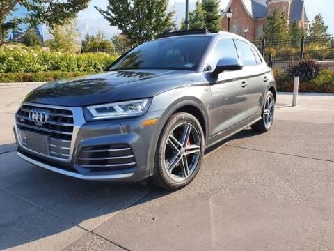 2018 Audi SQ5 for sale at Classic Car Deals in Cadillac MI