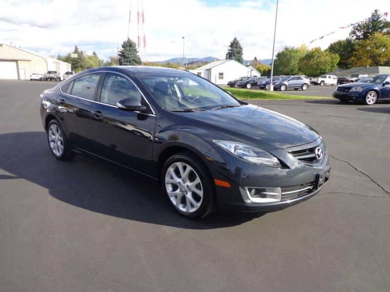 2013 Mazda MAZDA6 for sale at New Deal Used Cars in Spokane Valley WA