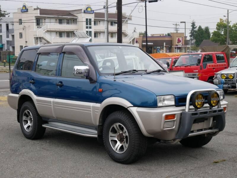 1995 Nissan USPS Mistral 4x4 Turbo Diesel for sale at JDM Car & Motorcycle LLC in Seattle WA